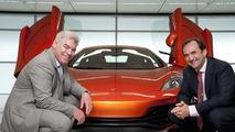 McLaren Frank Stephenson