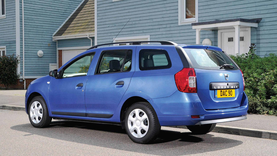 2017 Dacia Logan MCV Review