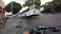 Acidente com moto no RJ