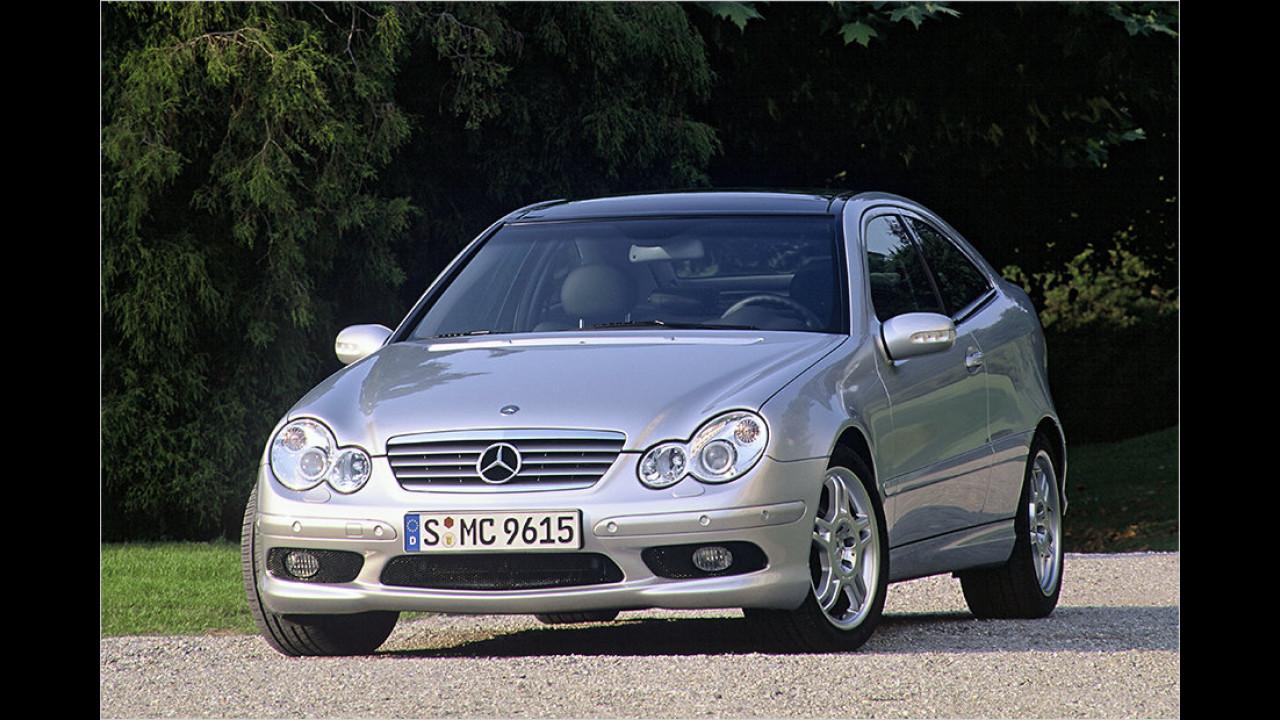2002: C 30 CDI AMG