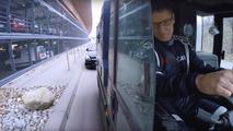 Mick Schumacher aprende a conducir en un Mercedes-AMG A 45 4MATIC