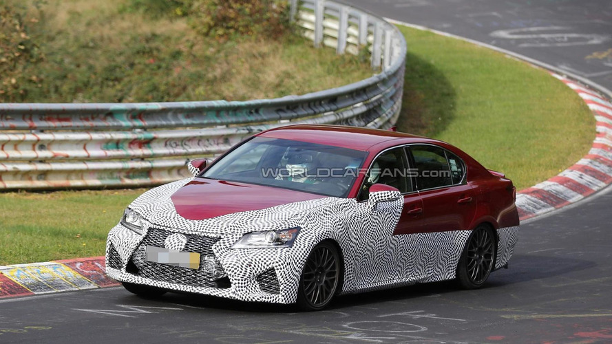 Lexus could bring two new models to 2015 NAIAS in January, likely GS F and RX