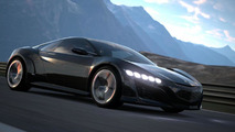 Acura finally launches the NSX... in Gran Turismo 6