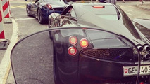 Billionaire from Russia purchases two brand new Pagani Huayras