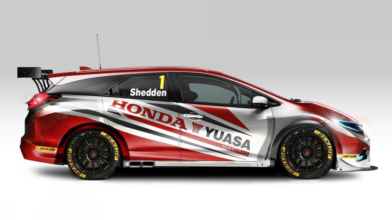 Honda Civic Tourer BTCC