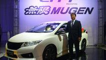 2014 Honda City by Mugen revealed