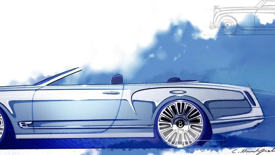 Bentley Mulsanne convertible headed for production in 2014 or 2015 - report