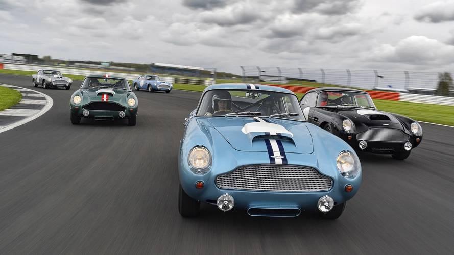 Les premières Aston Martin DB4 GT Continuation livrées