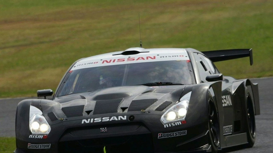 2008 Nissan GT-R GT500 Ready to Tokyo Auto Salon Unveiling