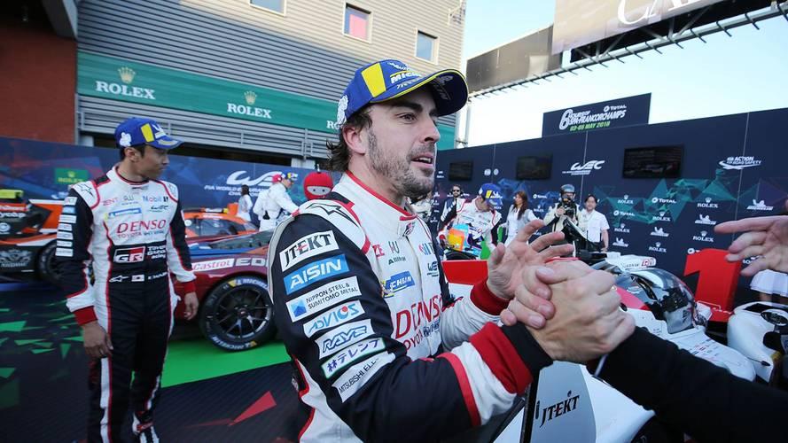 Alonso describe las interesantes diferencias entre la F1 y el WEC