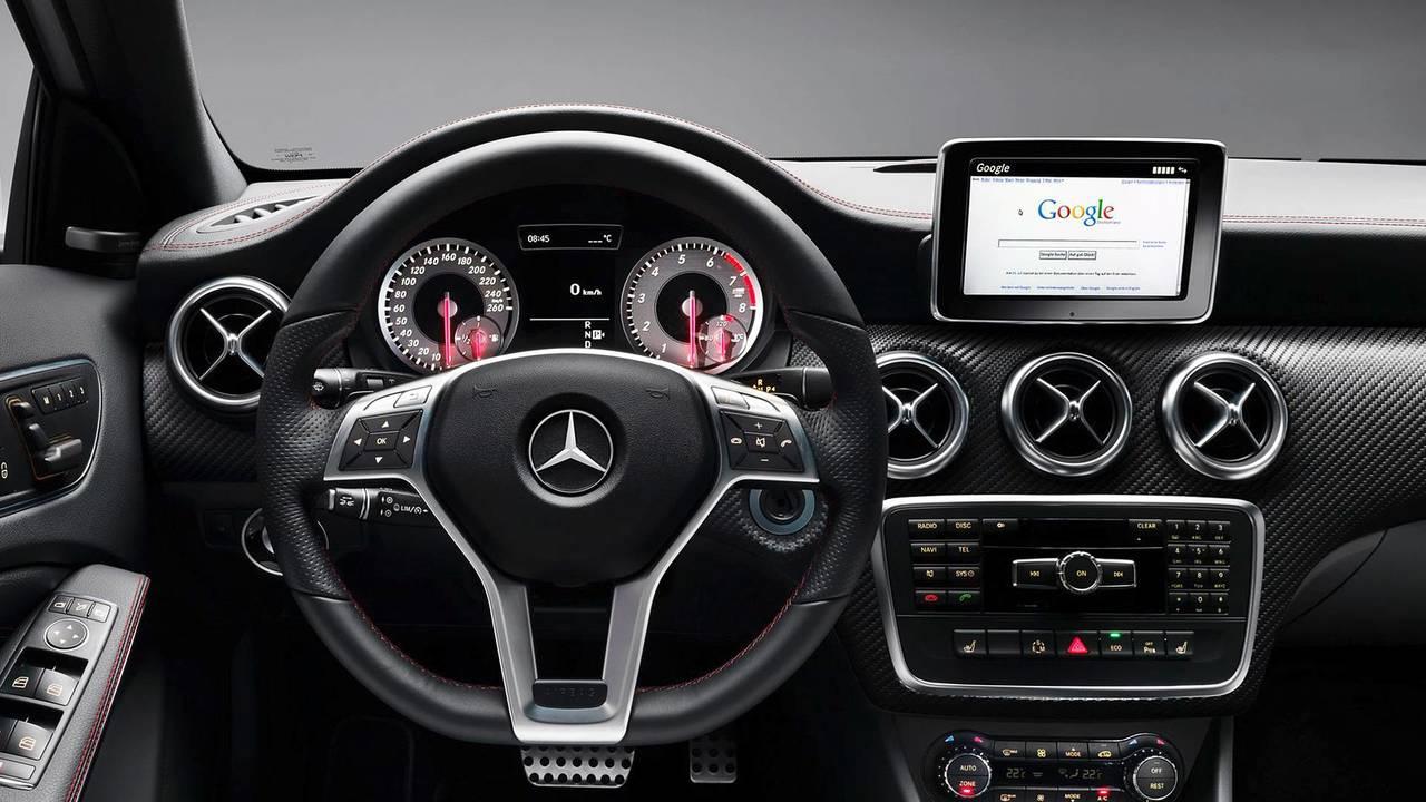 Mercedes Classe A, il confronto