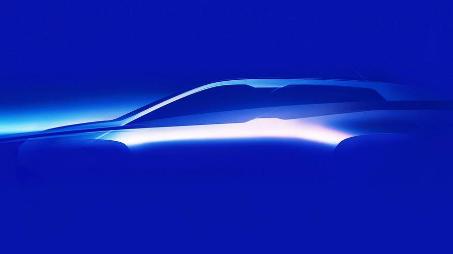 BMW iNEXT, il teaser