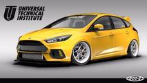 2017 Ford Focus RS by UTI
