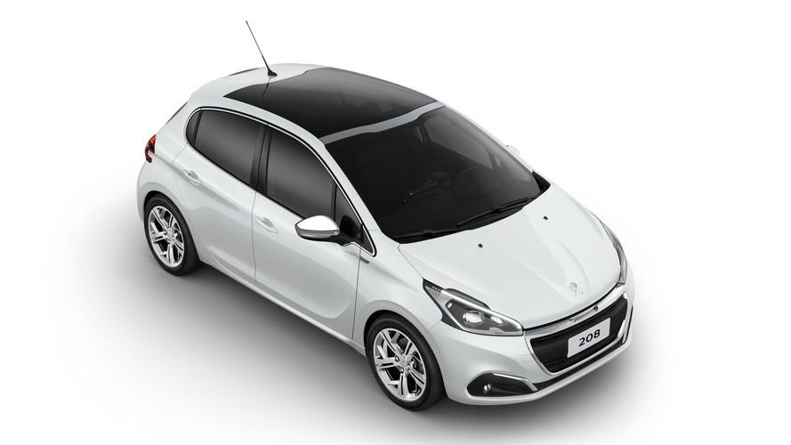 Peugeot 208 ganha série Urbantech automática de 6 marchas