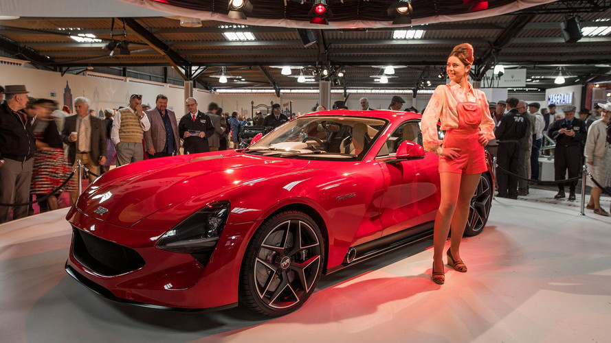 The TVR Griffith Returns