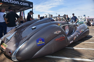 The Great Race Saves Continental Racing From Obscurity