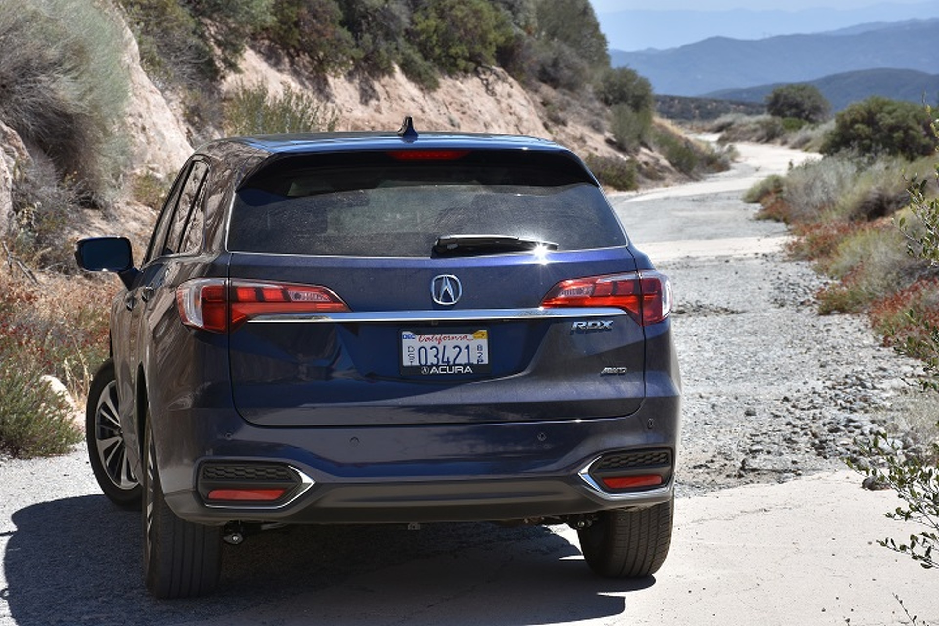 The Acura RDX Is Like a Gucci Mountain Goat: Review
