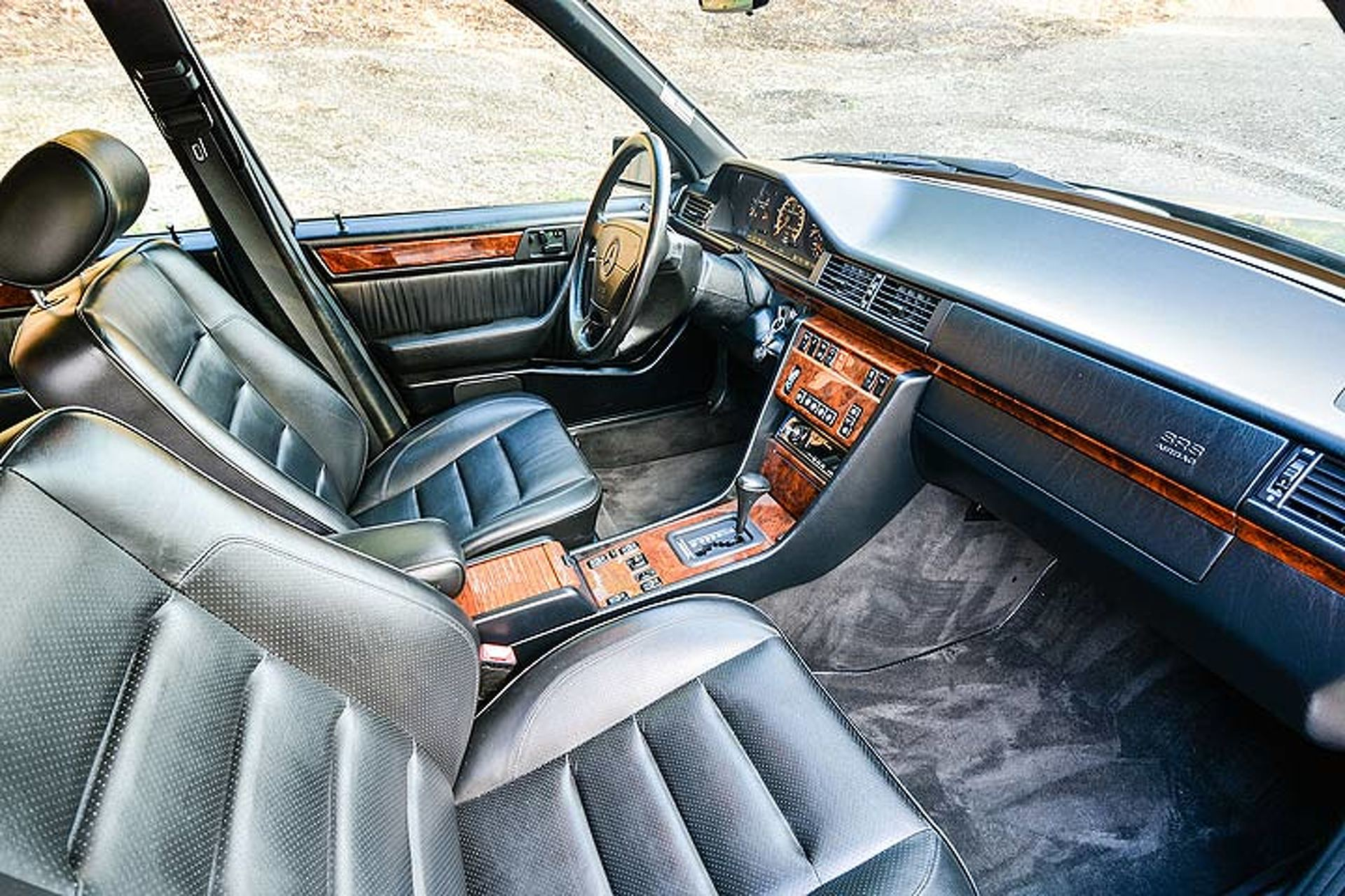 This Rare Mercedes 500e Is The Benz That Porsche Built