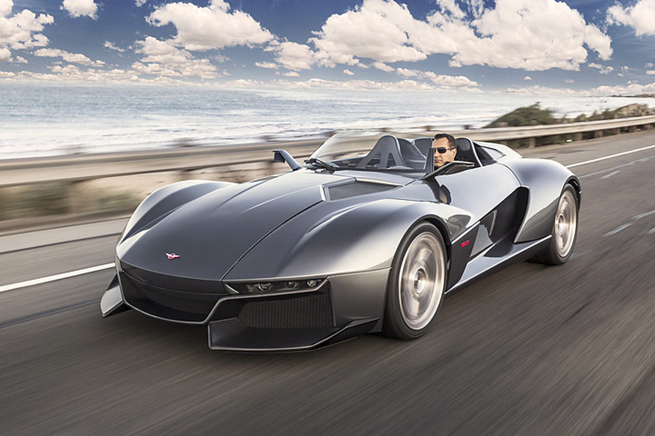 The 500HP Rezvani Beast is Finally Getting a Roof