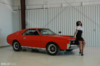 Your Ride: 1970 AMC AMX