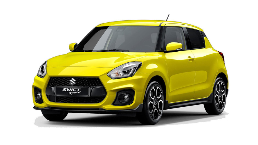 Suzuki Swift Sport Revealed Ahead Of Frankfurt Debut