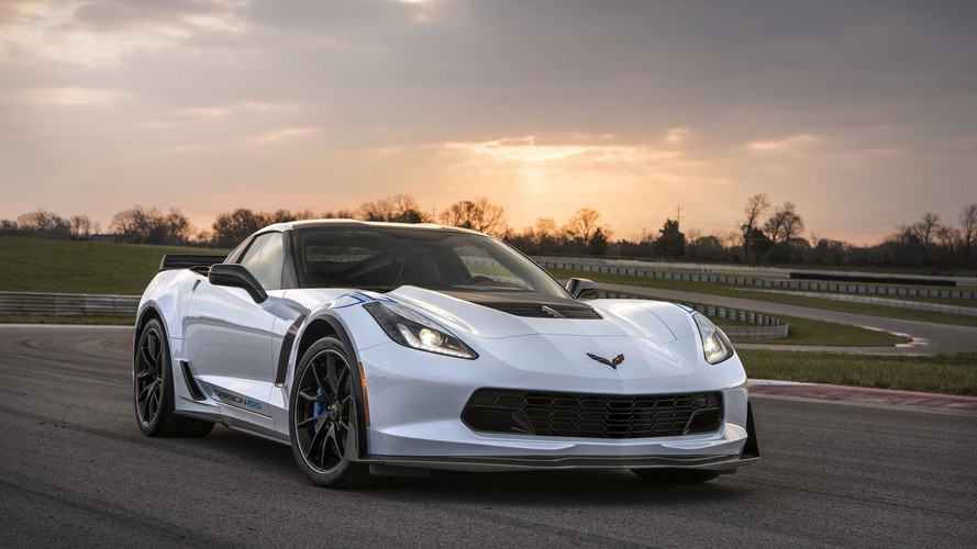 2018 Chevy Corvette Production Will Last Just Four Months