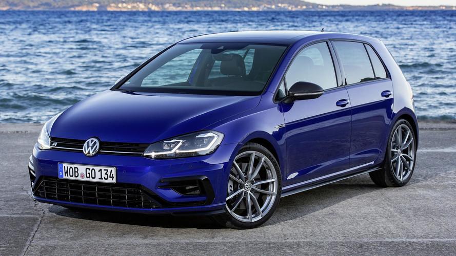 Mais vendidos na Alemanha em 2017 – Golf lidera pelo 37º ano e pódio é 100% VW
