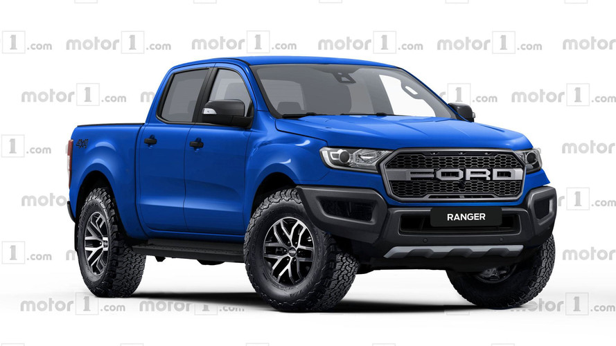 Ford Ranger Raptor terá motor 2.0 turbodiesel e câmbio de 10 marchas