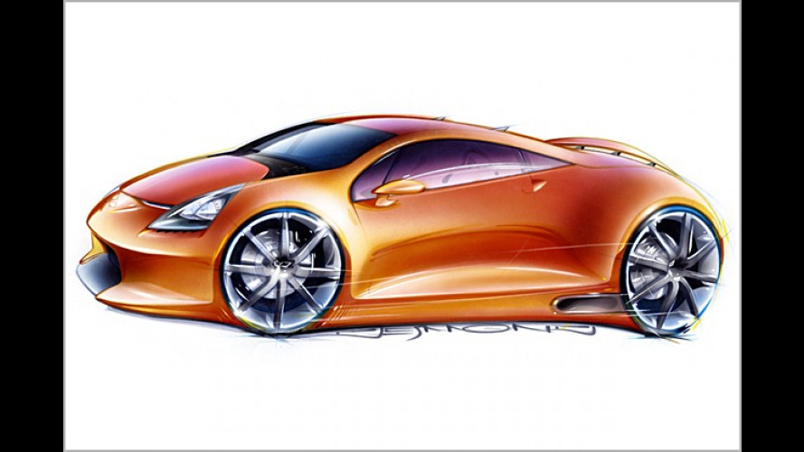 Mitsubishi präsentiert Konzept-Fahrzeug Eclipse E