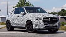 Photos espion Mercedes-AMG GLE 63 2019