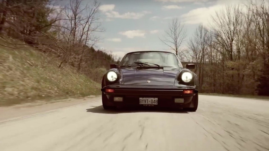 Un million de kilomètres à bord de sa Porsche 911 Turbo