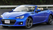 Subaru confirms AWD Twin-Turbo Convertible two-seater Diesel Hybrid BRZ