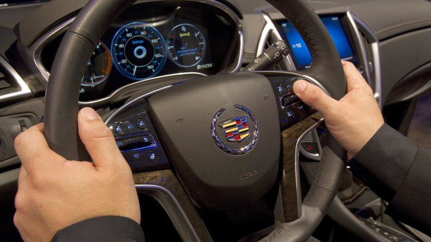 Cadillac unveils new CUE infotainment system [video]