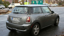 All-Electric MINI Cooper Prototype Sheds Its Minimal Disguise