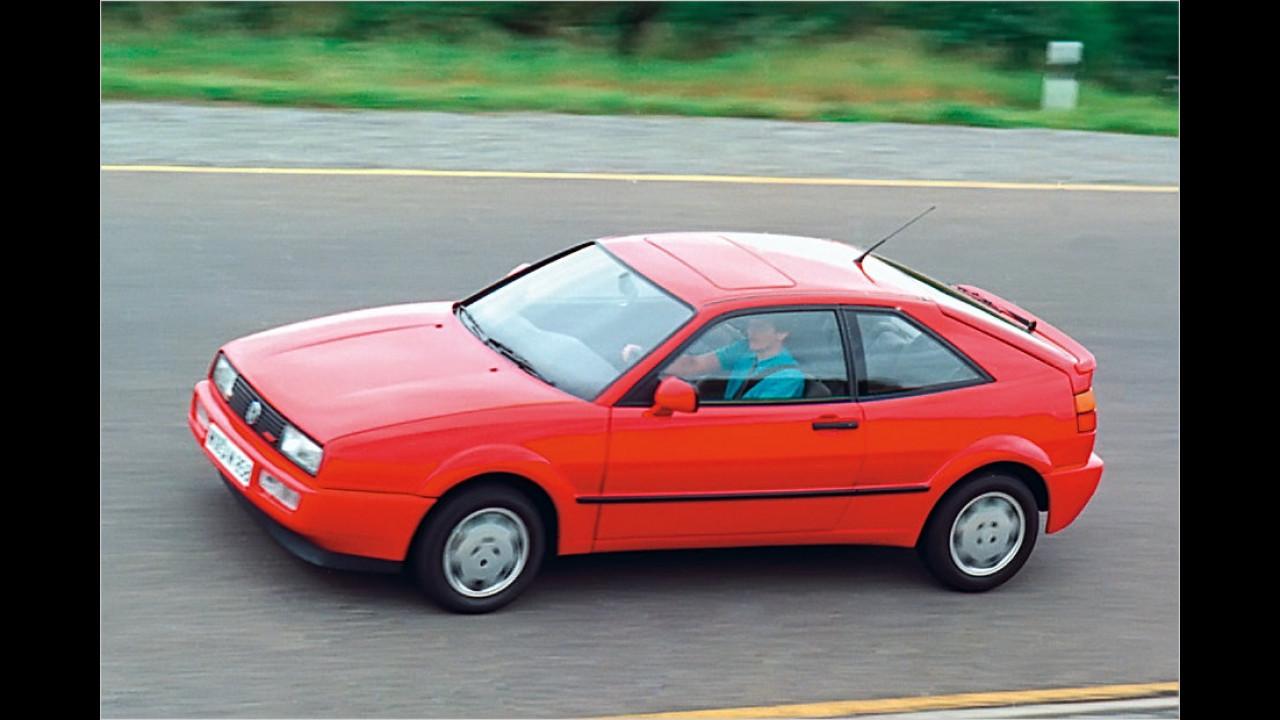 25 Jahre VW Corrado