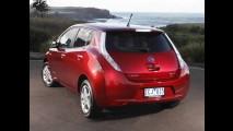 Nissan Leaf foi o carro elétrico mais vendido na Europa em 2013
