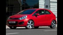 Kia Motors ultrapassa 600 mil unidades vendidas no 1º trimestre de 2012