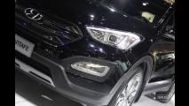 Salão do Automóvel: Hyundai mostra Nova Santa Fe 2013, mas só chega no ano que vem