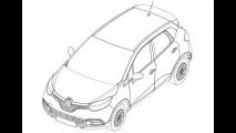 Vazam as primeiras imagens do futuro Renault Captur - Crossover será baseado no Clio IV