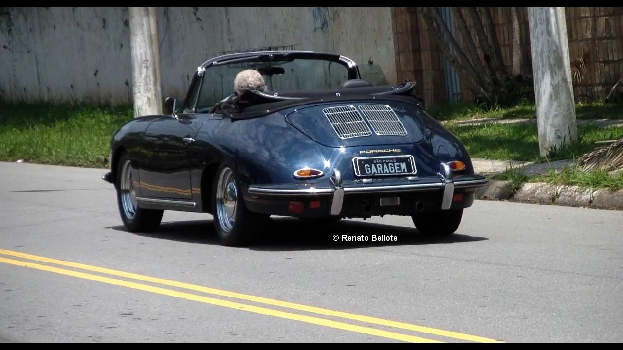 Carros para sempre: Envemo Super 90 - O Porsche com gingado brasileiro