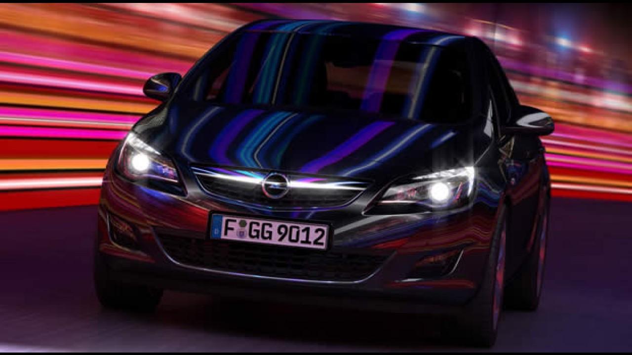 Novo Astra 2010: Opel divulga primeiro vídeo promocional e wallpapers do novo modelo