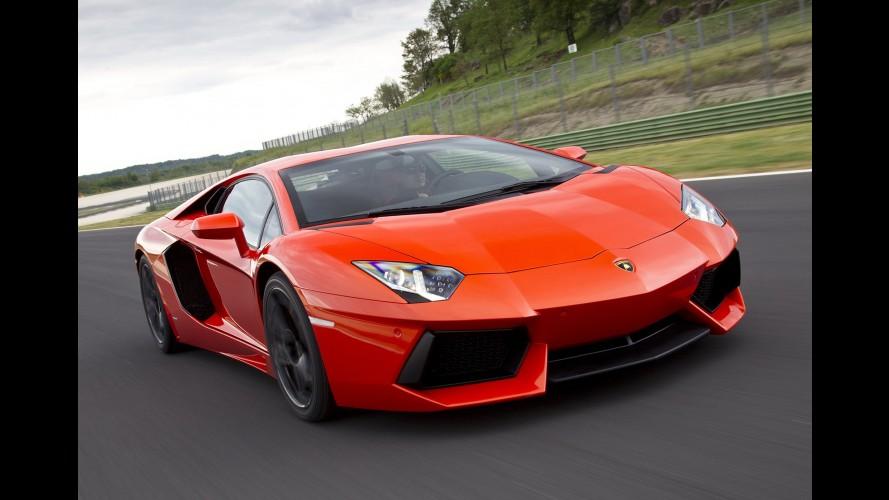 Lamborghini poderá mostrar Aventador de quatro lugares no Salão de Genebra