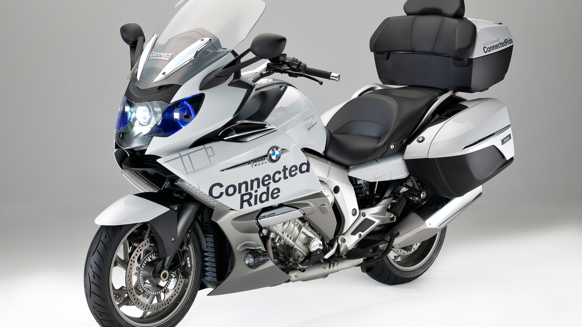 bmw k 1600 gtl concept unveiled with laser headlights. Black Bedroom Furniture Sets. Home Design Ideas
