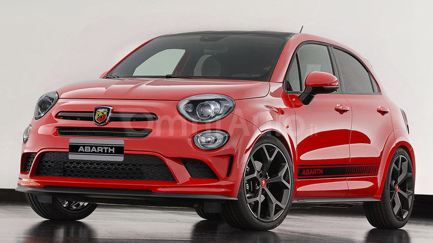 Abarth 500X render makes us wish it were real