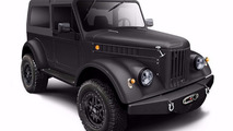 GAZ 69 V8 by Truck Garage