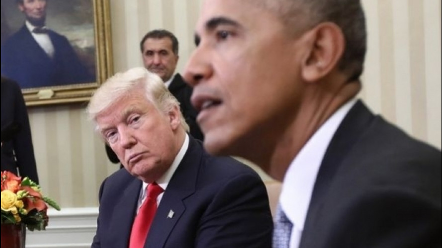 """Obama bacchetta Trump sulle emissioni: """"Il privato ha già deciso"""""""