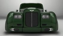 Bentley S3 E Design concept