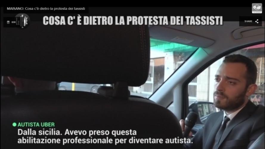 Taxi vs Uber? Per Le Iene dietro c'è l'evasione fiscale [VIDEO]