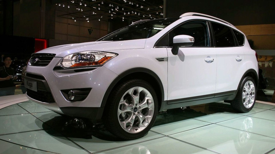 Ford Kuga Debuts in Geneva