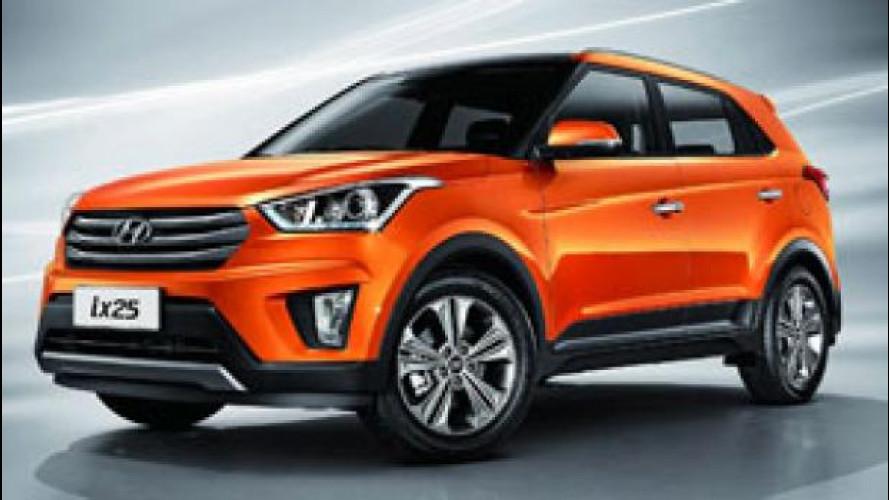 Hyundai Creta, il SUV per l'Asia